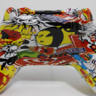 Xbox One Sticker Bomb Modded Controller