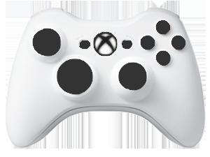 Xbox 360 Controller Builder Menu Icon