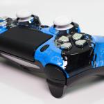 PS4 Savage Blue Portfolio 2