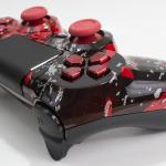 PS4 Savage Red Portfolio 2