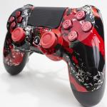 PS4 Savage Red Portfolio 3