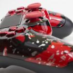 PS4 Savage Red Portfolio 4