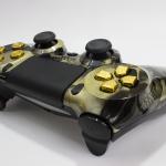 PS4 Skull Gold Portfolio