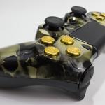 PS4 Skull Gold Portfolio 2