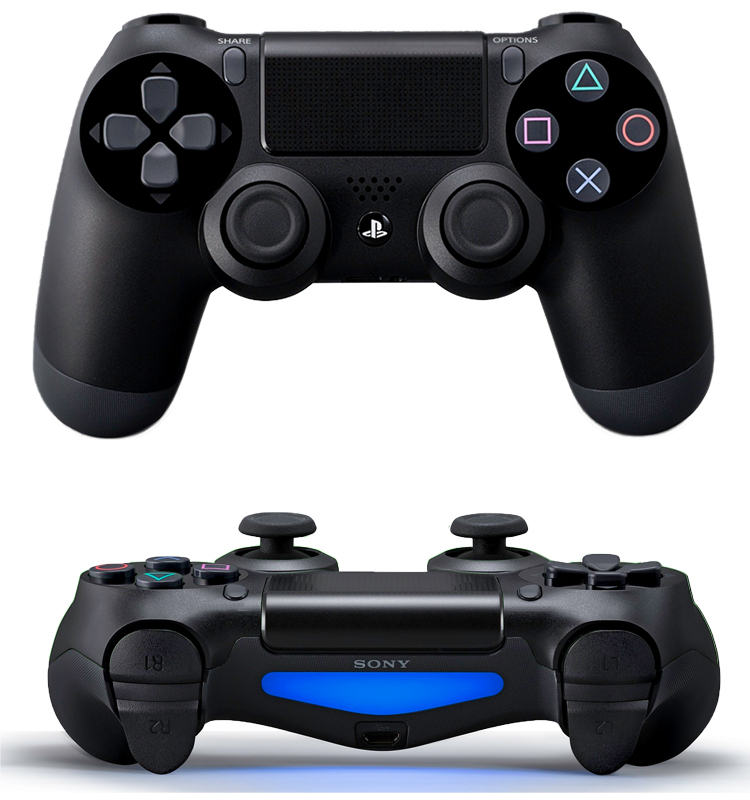 PS4 Controller Builder