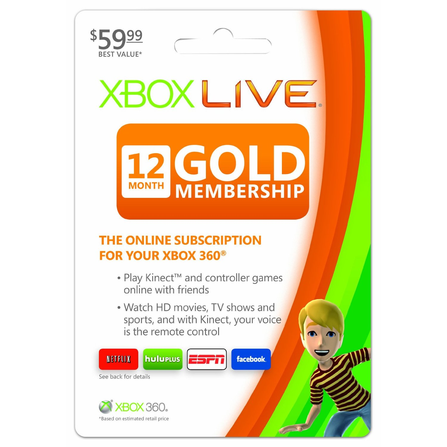 6-month xbox live gold membership for xbox 360 | gamestop.